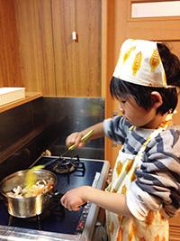 こどものねっこ 子ども料理教室
