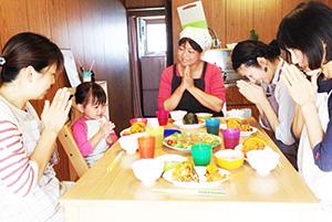 おかあさんのねっこ お母さんの料理教室