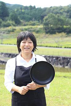 だんだんキッチン代表防災士大須賀由美子プロフィール