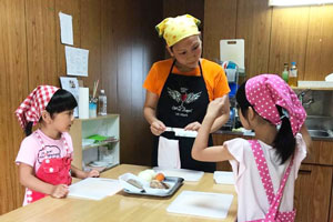 子ども料理教室開講コース