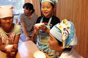 おかあさんのねっこ 子ども料理教室開講コース